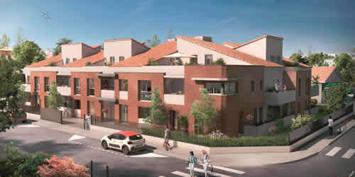 LEONA : Toulouse immobilier neuf